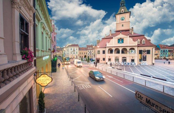 Hotel Safrano Palace Brașov