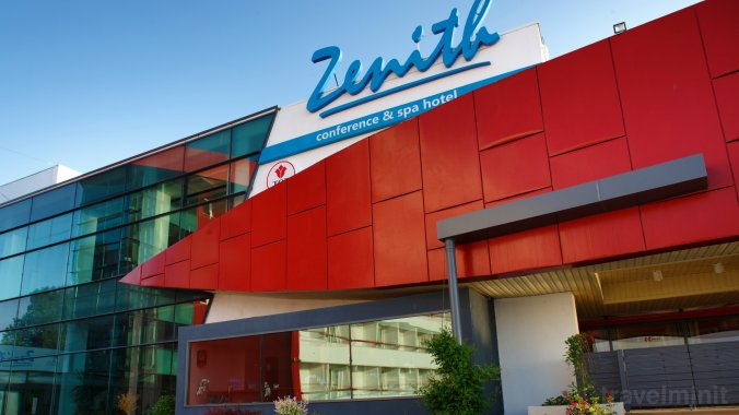Zenith Conference & Spa Hotel Mamaia