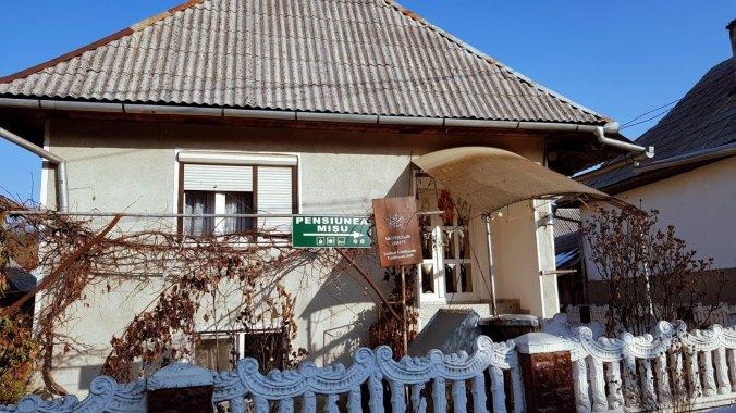Mișu Panzió Budești