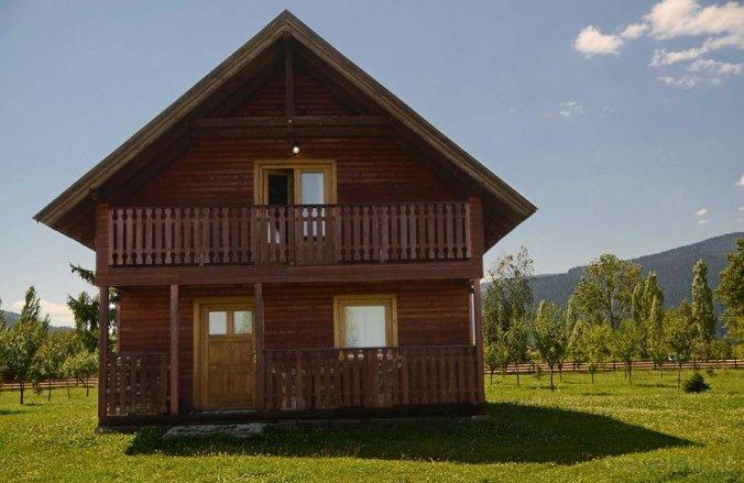 Boglárka Guesthouse Borzont