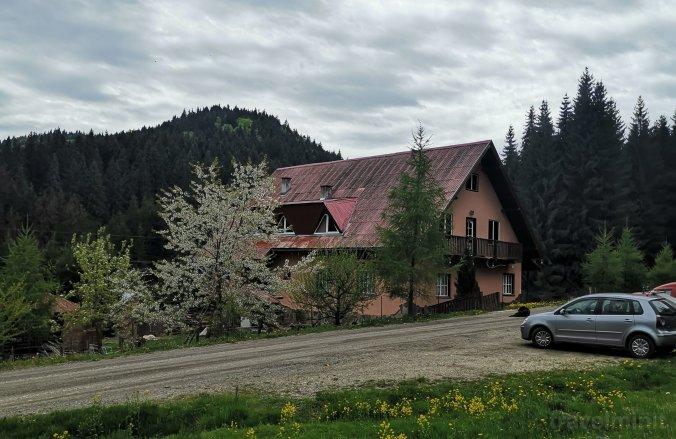 Casa de oaspeți Kerekhegy Borzont