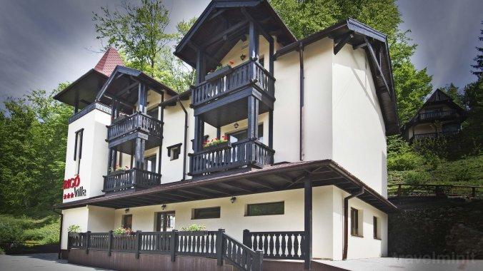 Rigó Villa Szováta