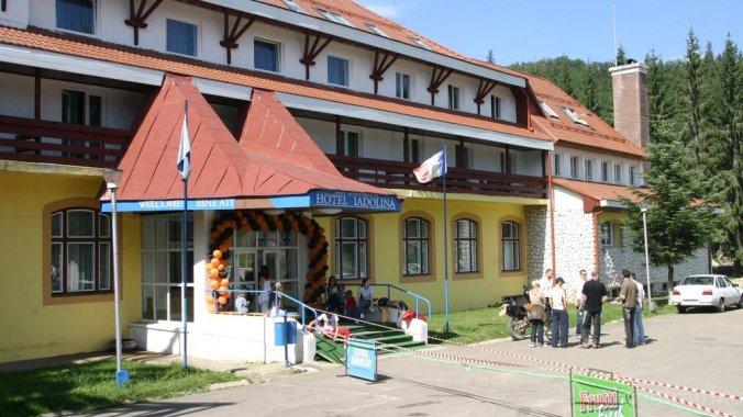 Iadolina Hotel Biharfüred