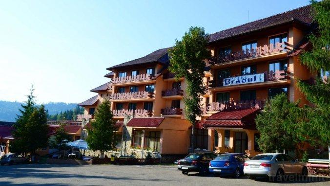 Hotel Bradul Durău