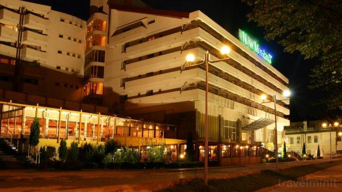 Hotel New Montana Sinaia