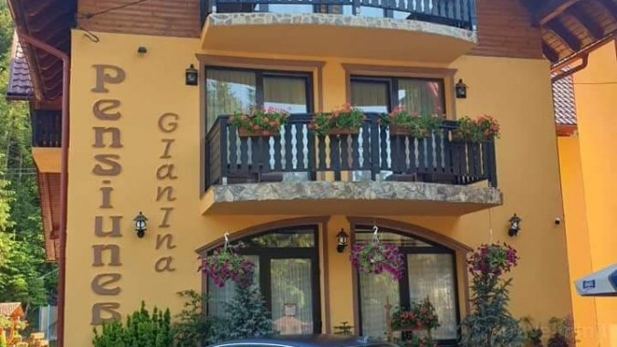 Gianina Guesthouse Arieșeni
