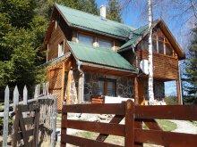Cabană Nicolești (Frumoasa), Casa Fodor