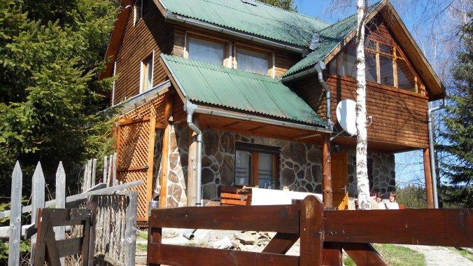 Casa Fodor Harghita-Băi