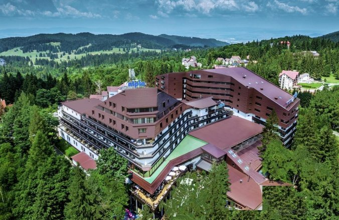 Alpin Resort Hotel Brassópojána