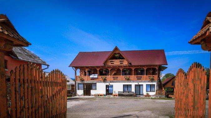 Casa Teodora Guesthouse Budești