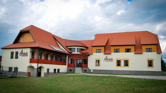 Amadé Guesthouse Siculeni