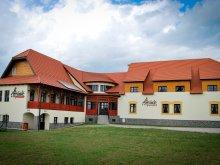 Apartament Siculeni, Pensiunea Amadé