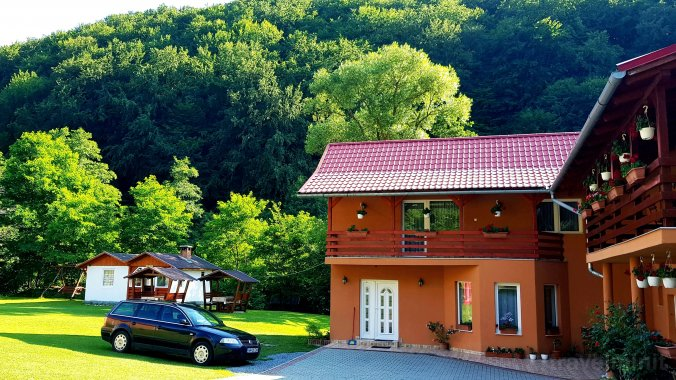 Casa de oaspeți Erdőszéli Pisztrángos Corund