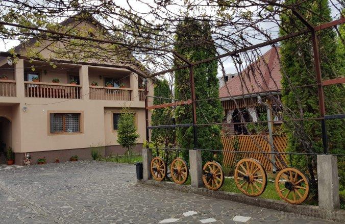 Todorica Sergiu Guesthouse Șieu