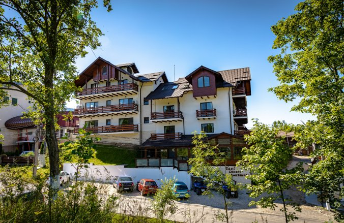 Yael Luxury Apartments 2 Bușteni