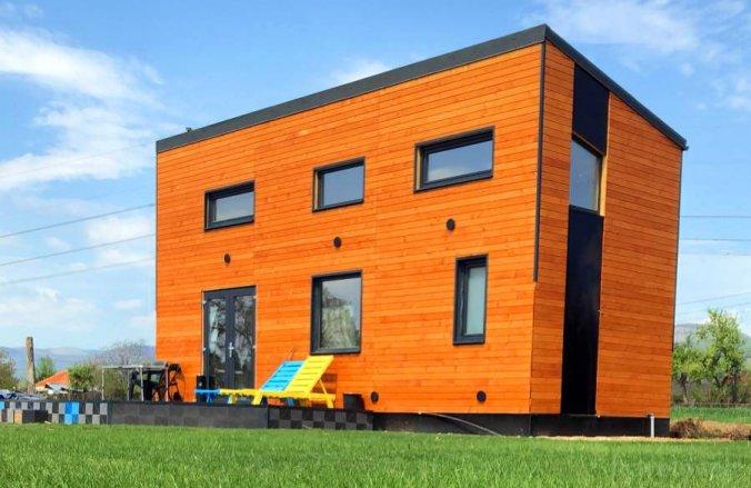 Casa de vacanță Tiny House Baia de Fier