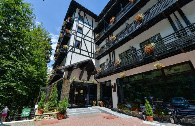 Hotel Posada Vidraru Arefu