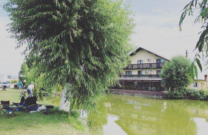 Clubul Pescarilor Panzió Bucov