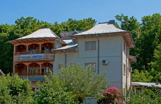 Cristian Guesthouse Iași