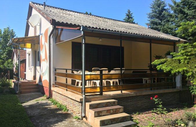 Casa de vacanță Gelencsér Balatonfenyves