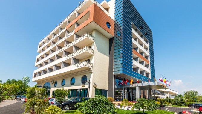 Hotel Del Mar & Conference Center Mamaia
