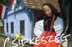 Casă de oaspeți Ciceu-Mihăiești, Pensiunea Csipkeszegi
