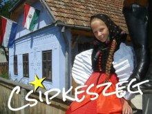 Cazare Necrilești, Pensiunea Csipkeszegi