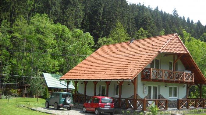 Casa de oaspeţi Sikaszó Șicasău