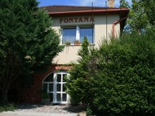 Cazare Transdanubia Centrală, Casa Fontana