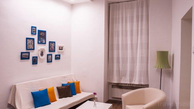 Apartament Márti Budapesta