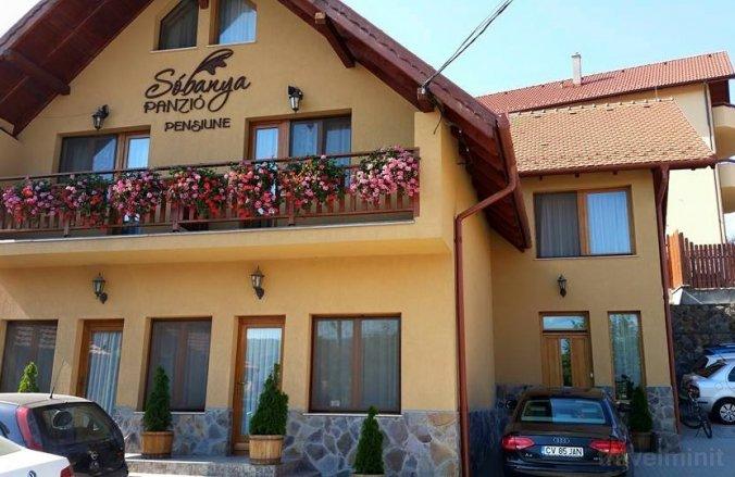 Sóbanya Guesthouse Praid