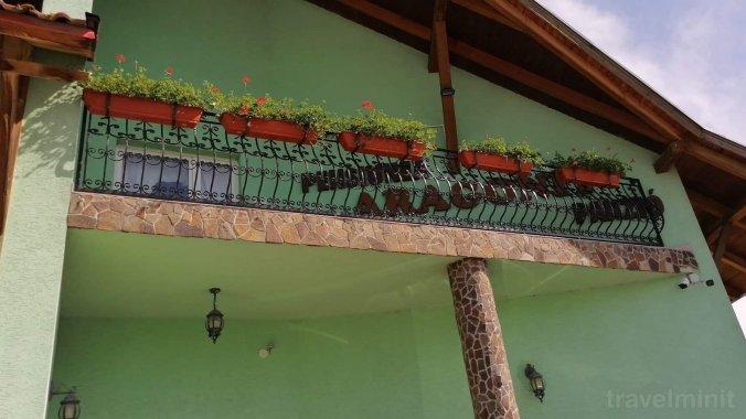 Aragonit Guesthouse Corund