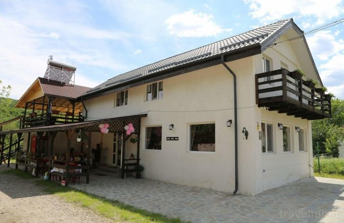 Casa Ghica Panzió Valea Sălciilor