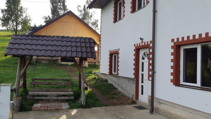 Casa Cătălin Kulcsosház Șirnea