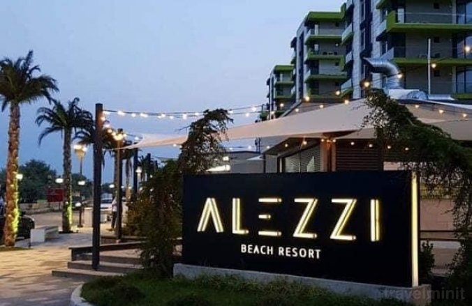 ALZ Beach Apartment in Alezzi Beach Resort Mamaia Nord