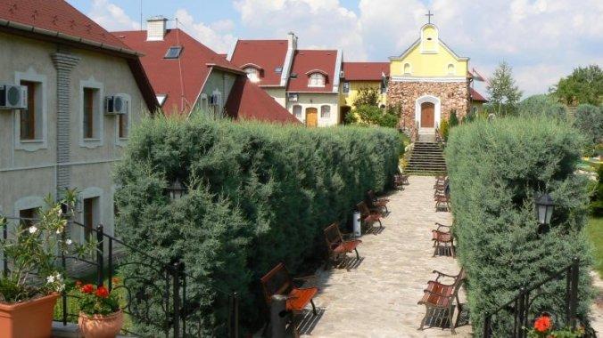 Hotel Szent István Eger