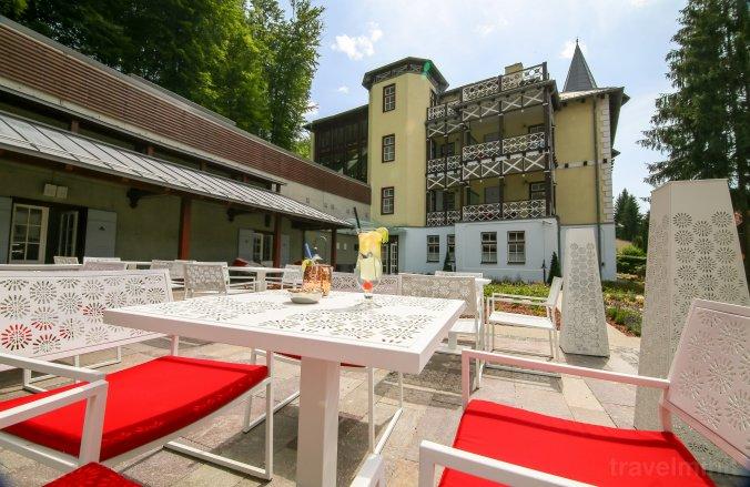 Hotel Pacsirta Sovata
