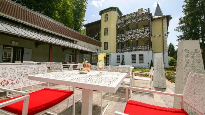 Pacsirta Hotel Szováta