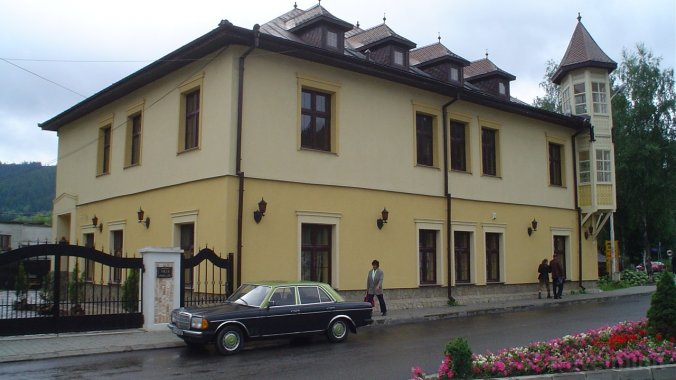 Iris Guesthouse Vatra Dornei