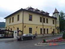 Szállás Vatra Moldoviței, Iris Panzió