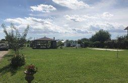 Camping near Holy Trinity Monastery, La Foisor Camping