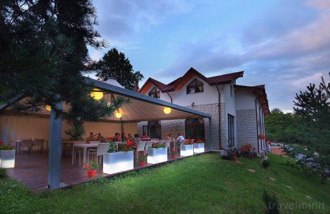 Poiana Verde Guesthouse Slănic Moldova