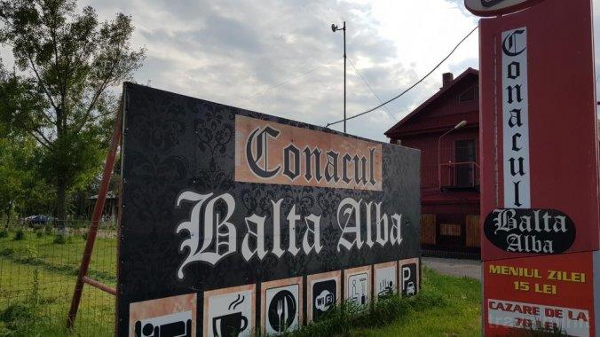 Conacul Balta Alba Guesthouse Balta Albă