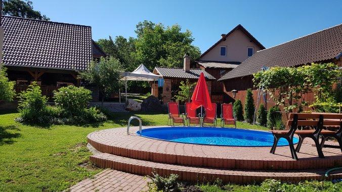 Irénke Villa Bisericani