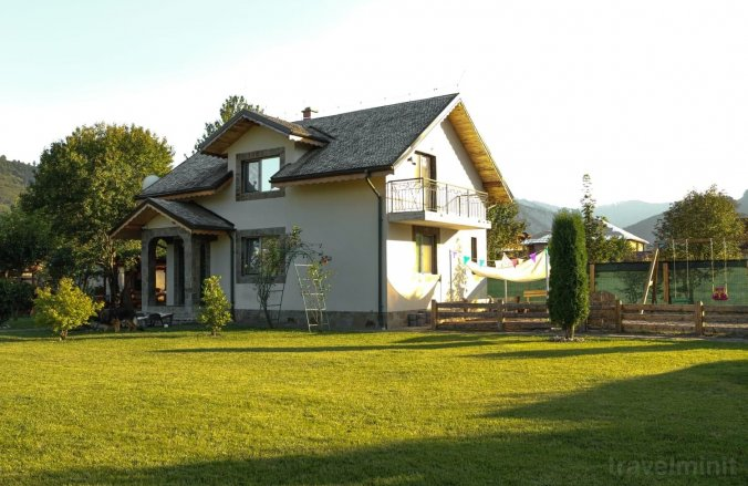 Dranița Vacation Home Stejaru (Pângărați)