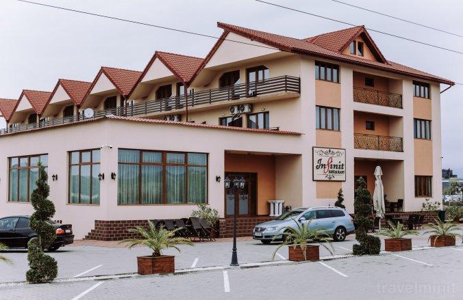 Infinit Motel Zsilvásárhely