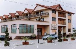 Motel Zgubea, Motel Infinit