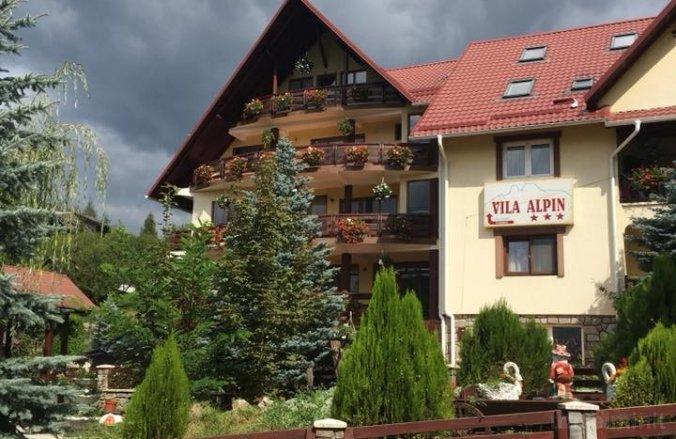 Alpin Panzió Durău