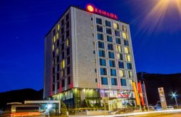 Hotel Négyfalu (Săcele), Hotel HP Tower One Brasov