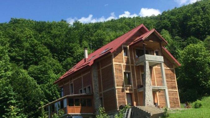 Cabana Pârâul Stroiului Slănic Moldova